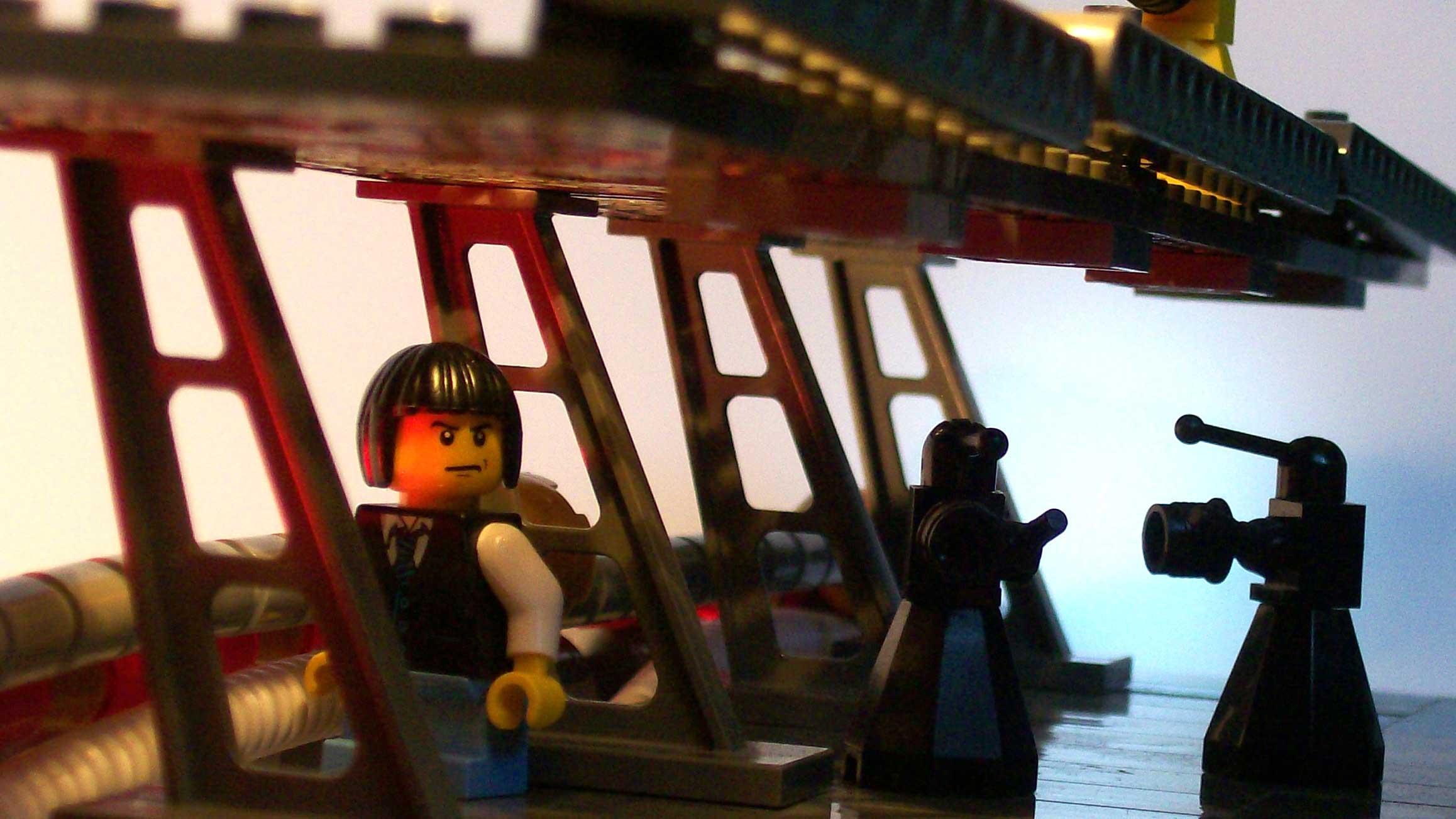 Modern LEGO Dalek