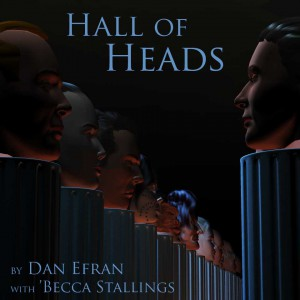 Hall of Heads - cover art
